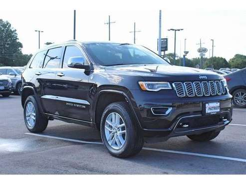 2017 Jeep Grand Cherokee Overland - SUV for sale in Bartlesville, OK