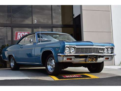 1966 Chevrolet Impala SS427 for sale in Irvine, CA