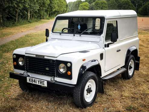 1992 Land Rover Defender for sale in Middleburg, FL