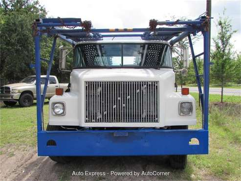 1996 Volvo Car Carrier Truck for sale in Orlando, FL