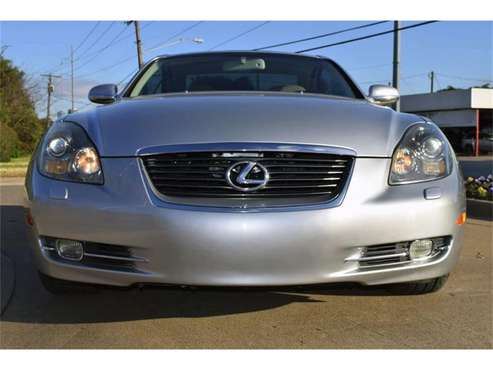 2006 Lexus SC400 for sale in Fort Worth, TX
