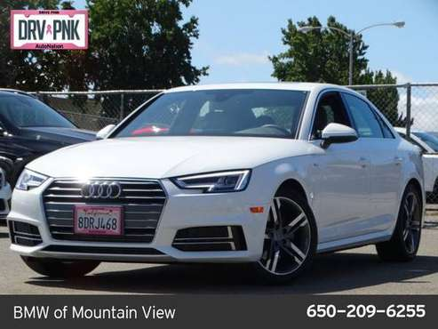 2018 Audi A4 Premium Plus SKU:JN009050 Sedan for sale in SF bay area, CA