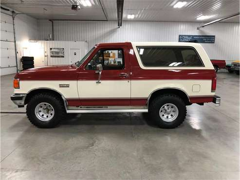 1987 Ford Bronco for sale in Holland , MI