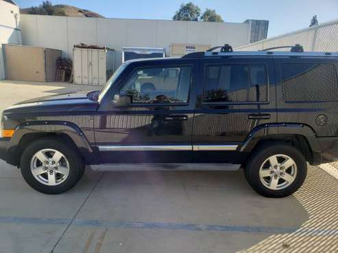 2007 jeep commander for sale in Simi Valley, CA