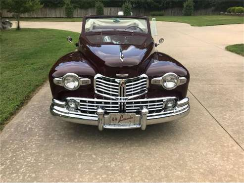 1948 Lincoln Continental for sale in Cadillac, MI