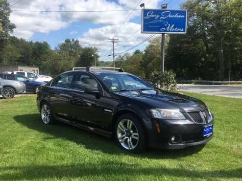 2009 Pontiac G8 4dr Sdn for sale in Charlton, MA