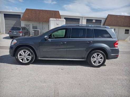 Mercedes-Benz GL450 3rd Row Seating, Rear Entertainment,All Power... for sale in Clearwater,33765, FL