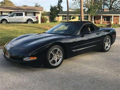 2004 Chevrolet Corvette for sale in Cadillac, MI
