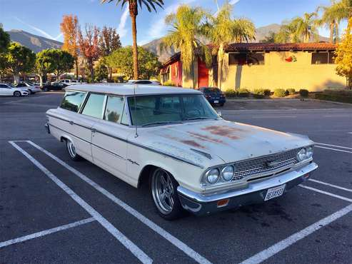 1963 Ford Country Sedan for sale in Burbank, CA