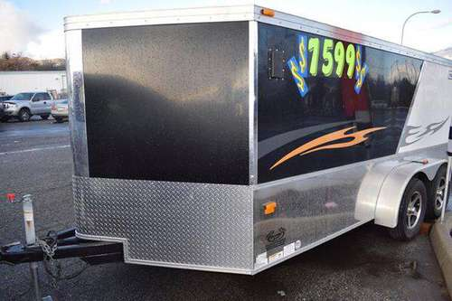 2012 Haulmark VNLH7X14WT2 - QUALITY USED CARS! for sale in Wenatchee, WA