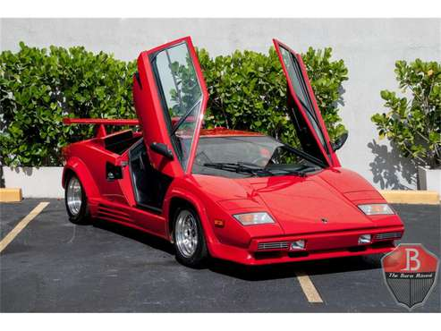1988 Lamborghini Countach for sale in Miami, FL