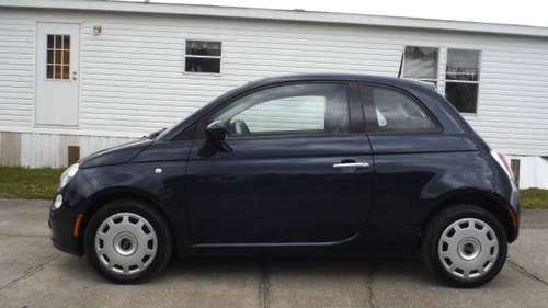EON AUTO 2015 FIAT 500 SUPER LOW 52K MILES FINANCE WITH JUST $995 DOWN for sale in Sharpes, FL