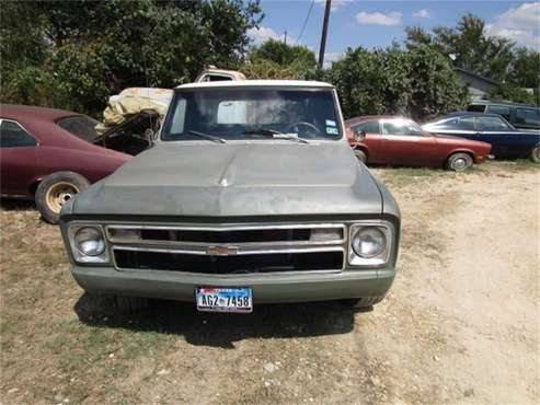 1967 Chevrolet Pickup for sale in Cadillac, MI