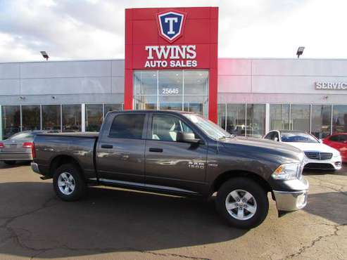 2016 RAM ST 1500**LIKE NEW**SUPER LOW MILES**FINANCING AVAILABLE** for sale in redford, MI