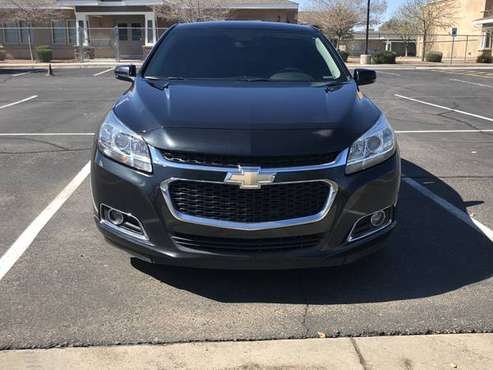2015 Chevy Malibu LTZ for sale in Queen Creek, AZ