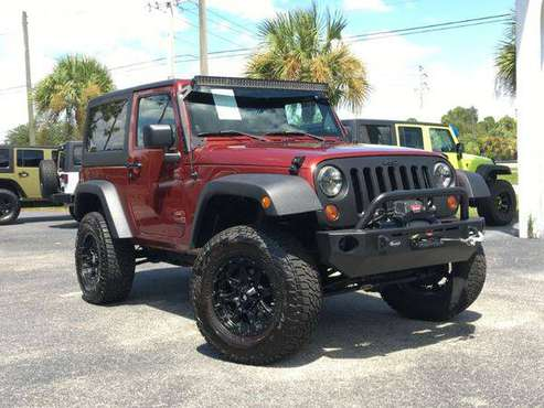 2009 Jeep Wrangler X Sale Priced for sale in Fort Myers, FL