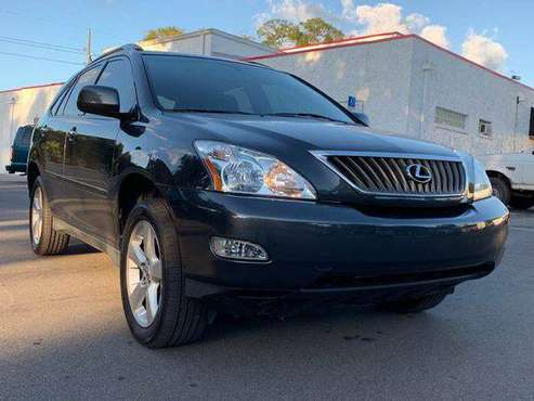 2008 Lexus RX 350 Base 4dr SUV 100% CREDIT APPROVAL! for sale in TAMPA, FL