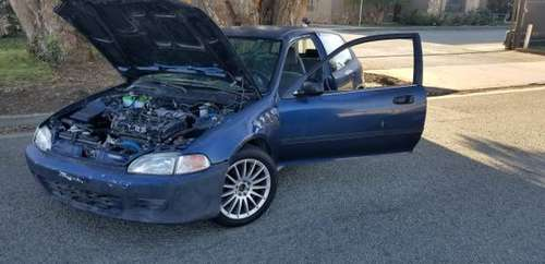 95 Hatchback gas saver 5 speed manual 41 MPG! for sale in Salinas, CA