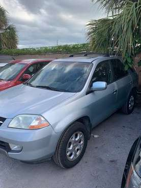 2002 ACURA MDX for sale in Jupiter, FL