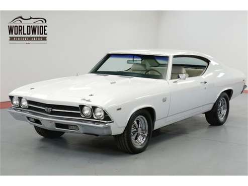 1969 Chevrolet Chevelle SS for sale in Denver , CO