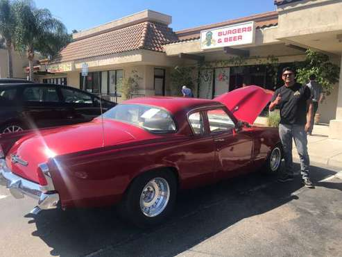 1955 Studebaker Champion for sale in Jamul, CA