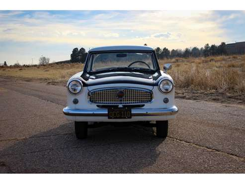 1962 Nash Metropolitan for sale in Greeley, CO