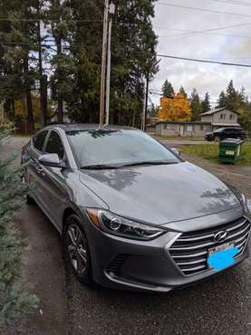 2018 Hyundai Elantra SEL for sale in Everett, WA