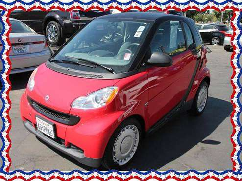 2009 smart fortwo BRABUS Hatchback Coupe 2D - FREE FULL TANK OF GAS!! for sale in Modesto, CA