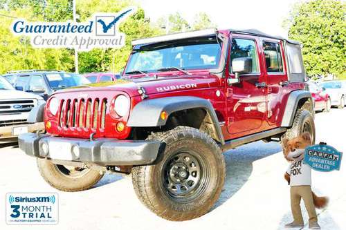 🚨 2010 Jeep Wrangler Unlimited Rubicon 4x4 🚨 - 🎥Video Available! for sale in El Dorado, AR