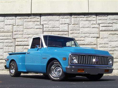 1971 Chevrolet C10 for sale in Alpharetta, GA
