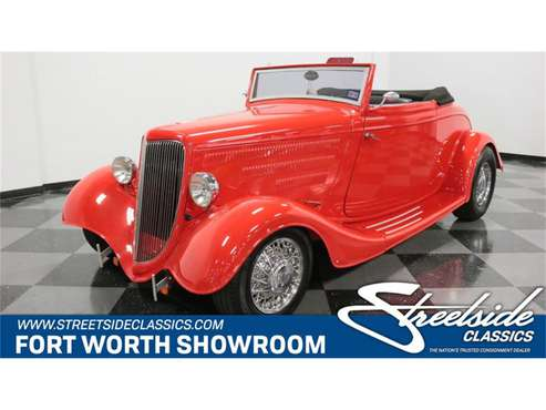 1934 Ford Cabriolet for sale in Ft Worth, TX