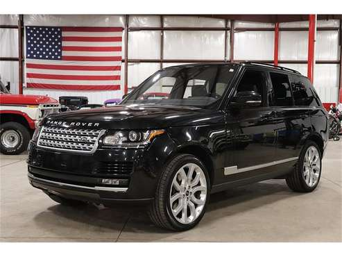 2014 Land Rover Range Rover for sale in Kentwood, MI