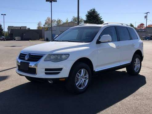 2010 Volkswagen Touareg TDI Sport Utility 4D for sale in Dallas, OR