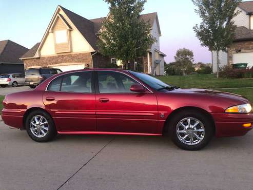 2003 Buick LeSabre Limited, 56,000 miles for sale in URBANDALE, IA