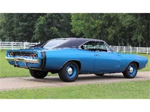 1968 Dodge Charger for sale in Cadillac, MI