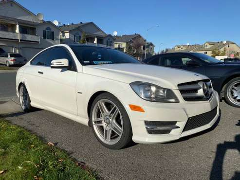 2012 Mercedes Benz coupe for sale in Anchorage, AK