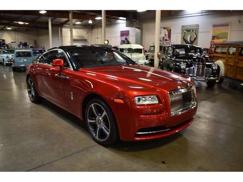 2014 Rolls-Royce Silver Wraith for sale in Costa Mesa, CA