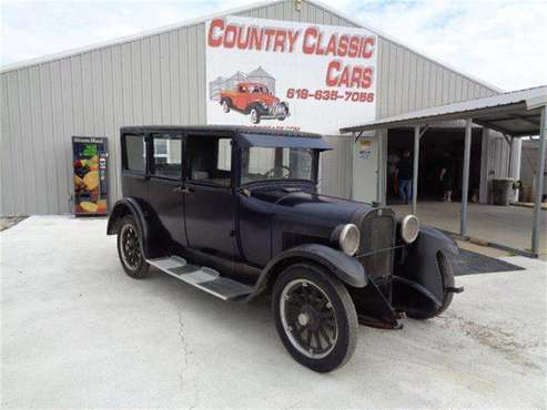 1923 Dodge Brothers Sedan for sale in Staunton, IL