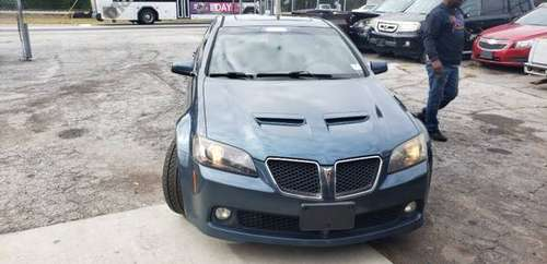 2009 Pontiac G8 4dr Sdn for sale in COLLEGE PARK, GA