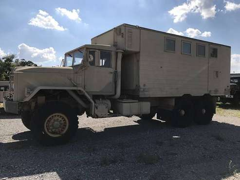 1984 Military 5-TON 6X6 | VAN TRUCK for sale in Tulsa, TX