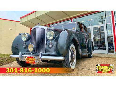 1953 Bentley Type T for sale in Rockville, MD