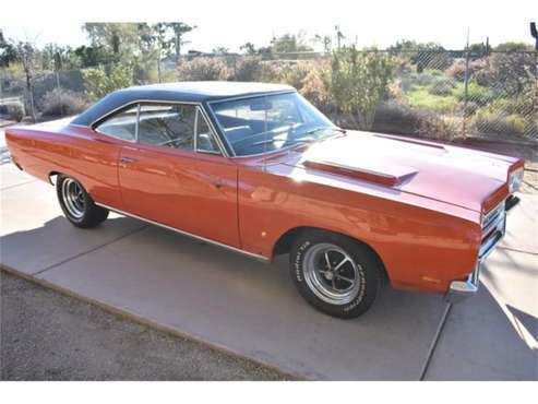 1969 Plymouth Road Runner for sale in Cadillac, MI
