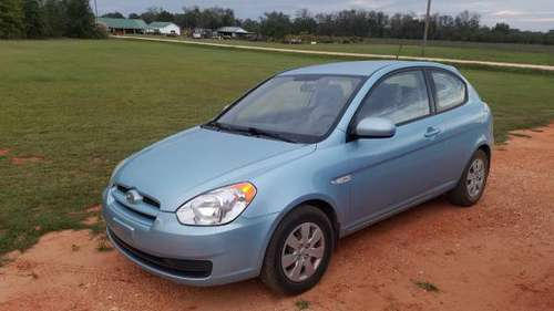 2010 Hyundai Accent for trade only for sale in Uriah, AL