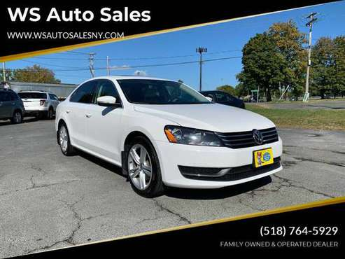 2014 Volkswagen Passat SE for sale in Troy, NY