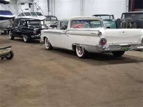 1959 Ford Ranchero for sale in Cadillac, MI