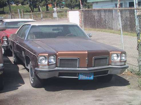 1972 Oldsmobile Delta 88 for sale in Santa Monica, CA