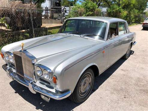 1967 Rolls-Royce Silver Shadow for sale in Fort Lauderdale, FL