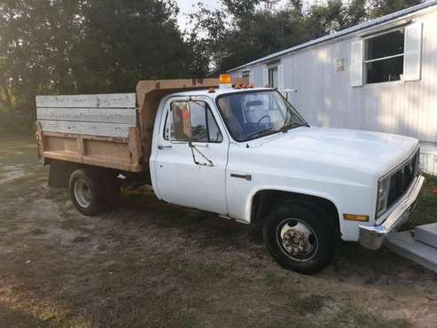 87 Chevy Dump Truck for sale in Panama City, FL