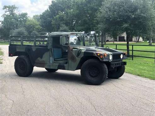 1987 AM General Hummer for sale in Cadillac, MI
