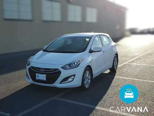 2013 Hyundai Elantra GT Hatchback 4D hatchback White - FINANCE... for sale in Philadelphia, PA